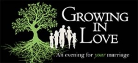 Growing in Love: An Evening for your Marriage