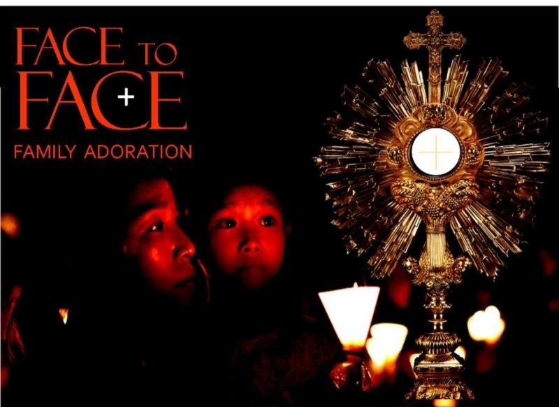 Face to Face: Family Adoration