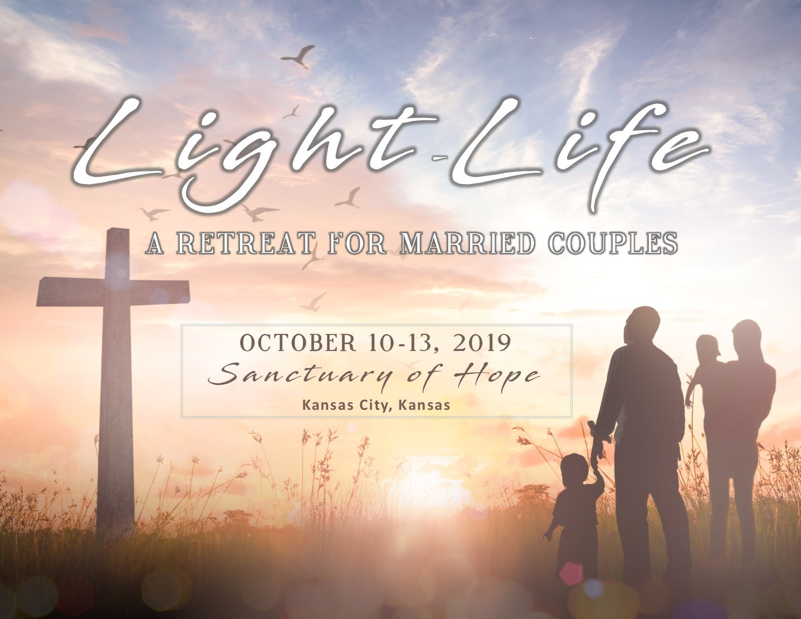 Married Couples Retreat Oct 10-13, 2019