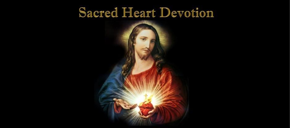 Sacred Heart Devotion