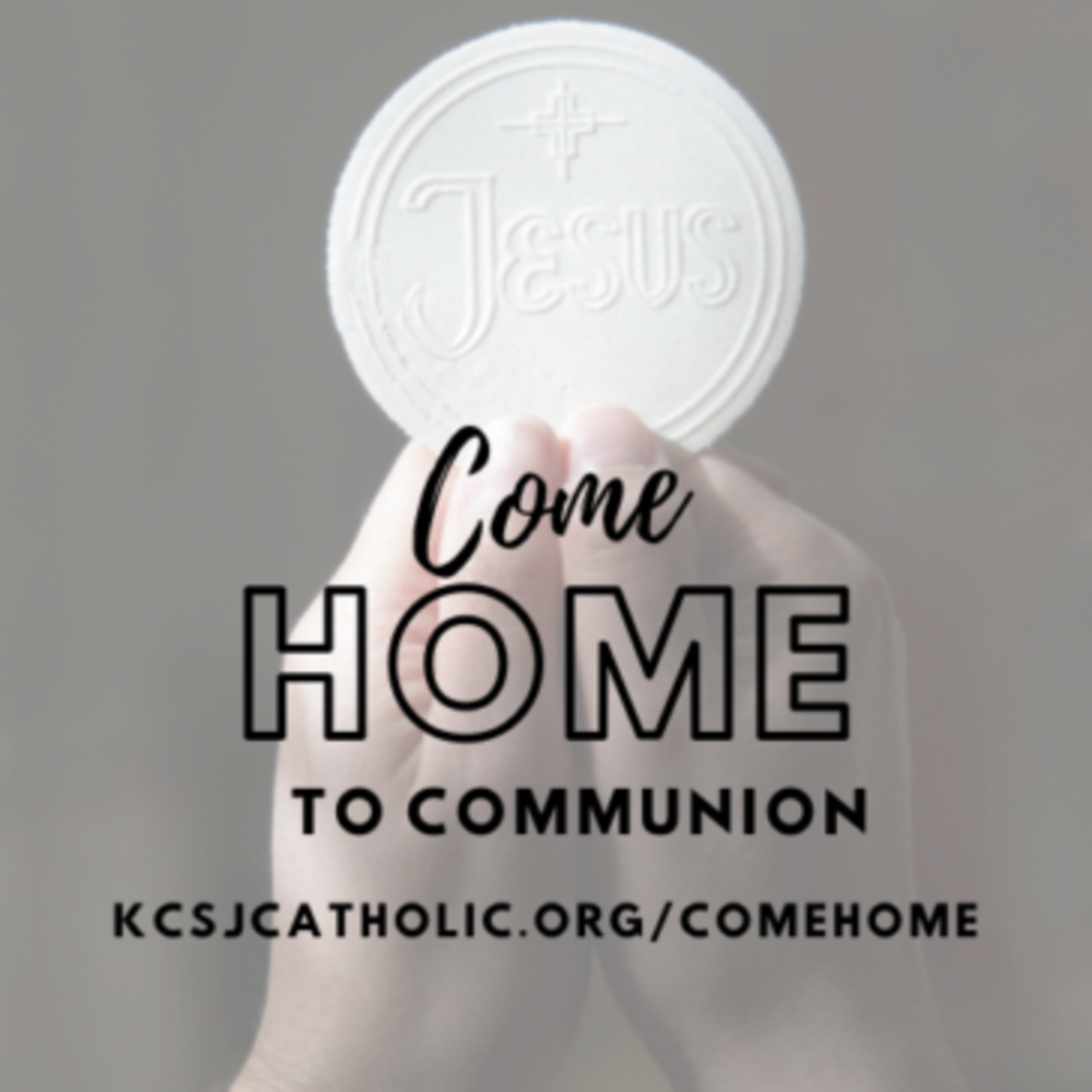 Come Home to Communion