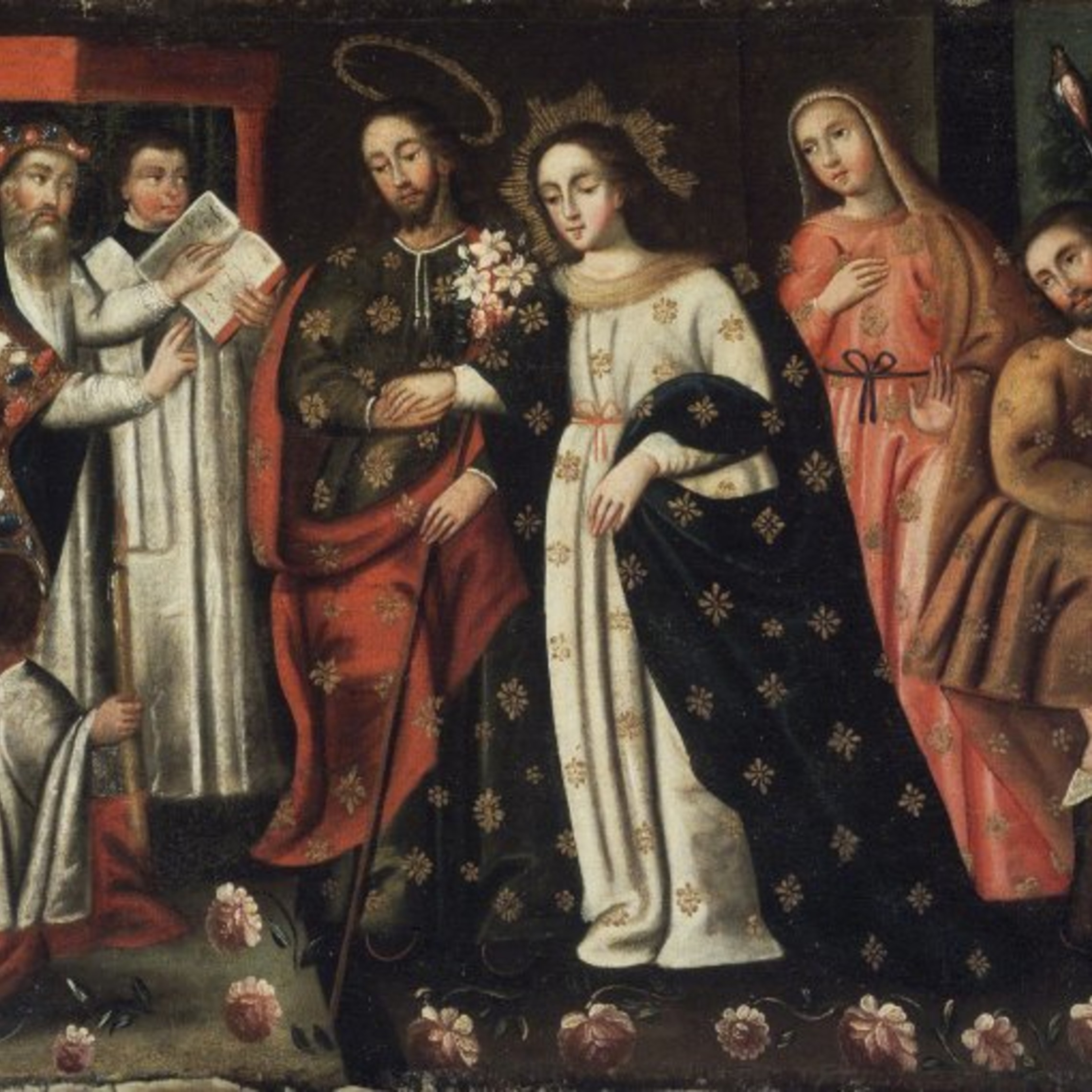 Mary And Joseph Marriage