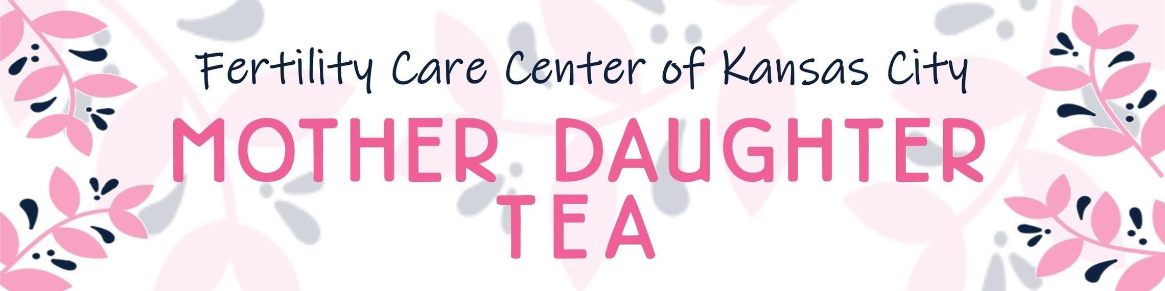 Mother Daughter Tea
